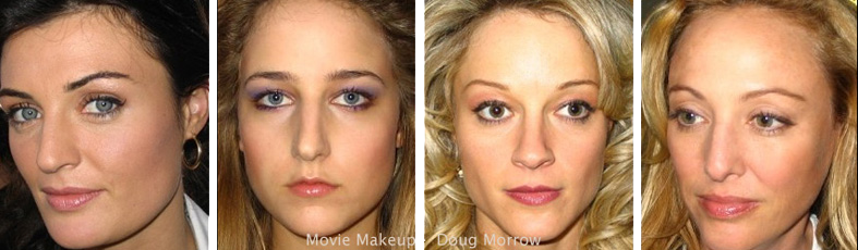 Beauty Makeup by Doug Morrow