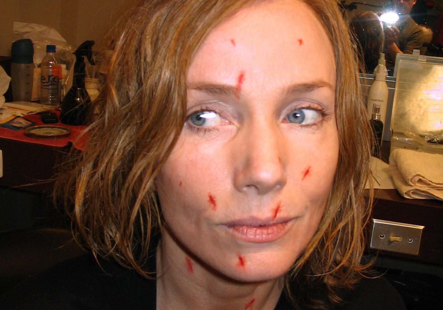 Trauma Makeup Doug Morrow