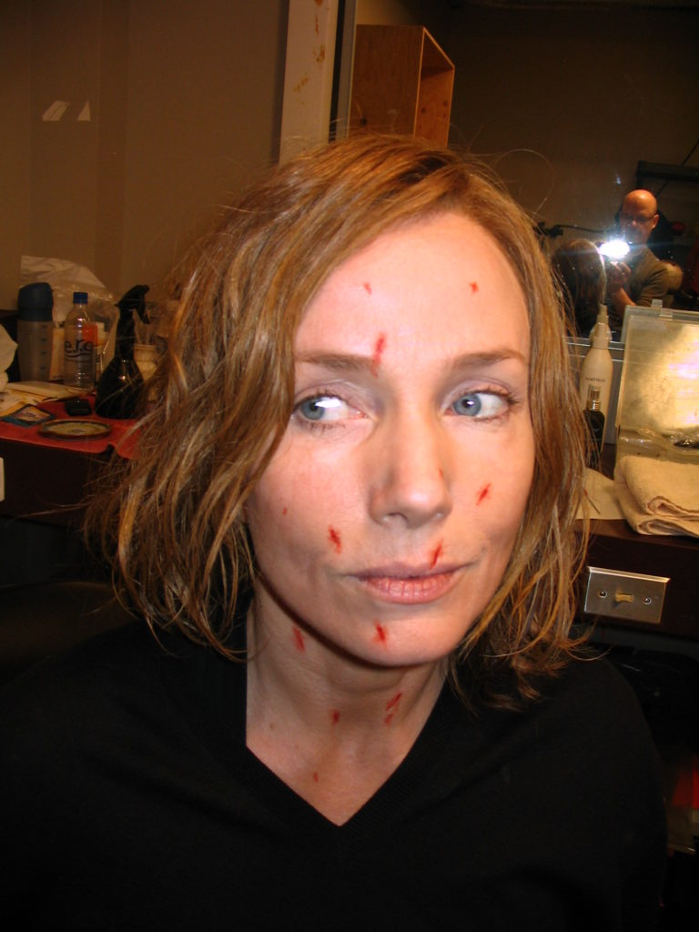 Trauma Makeup Doug Morrow