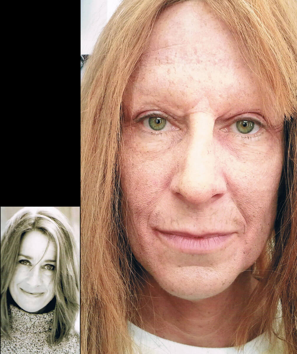 Aging Makeup Effects