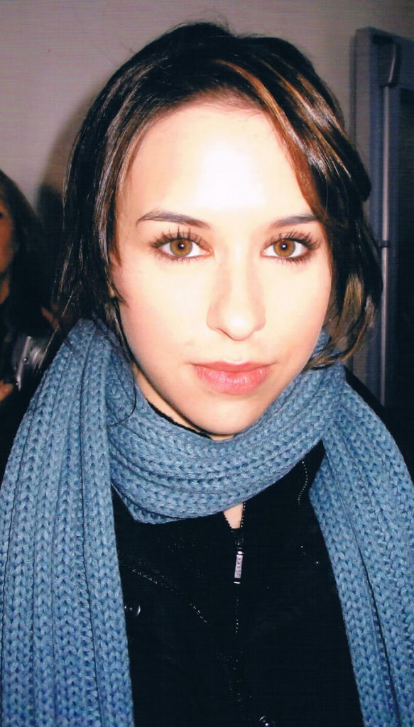 Doug Morrow Beauty Makeup Lacey Chabert