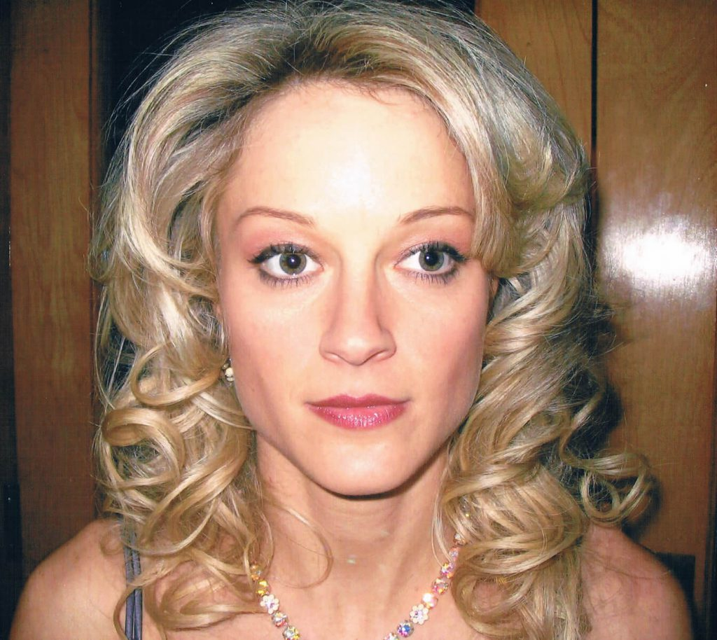 Doug Morrow Beauty Makeup Teri Polo