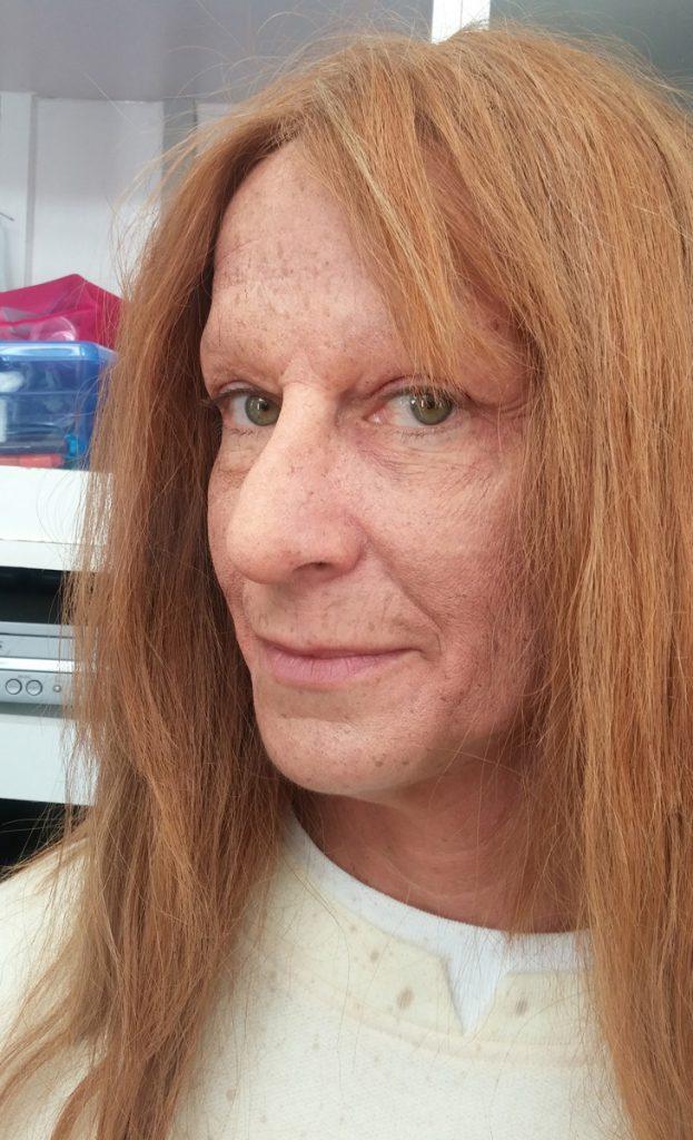 Character TV Makeup