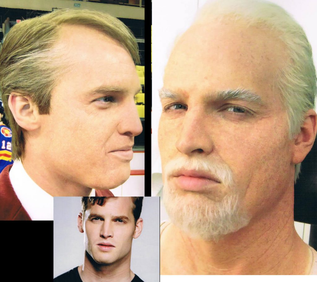 Don Cherry Aging Makeup Doug Morrow