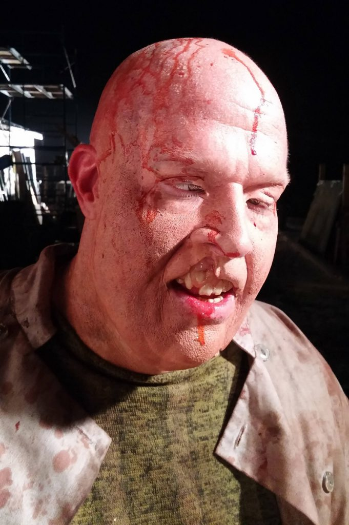 Character Prosthetic Movie Makeup