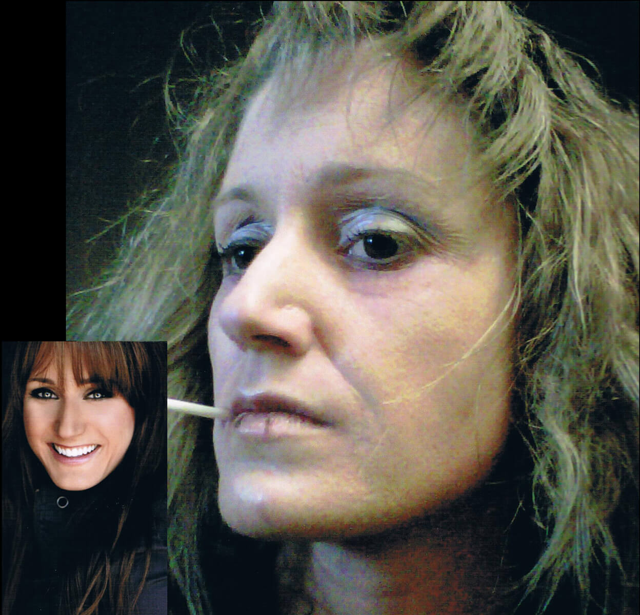 Aging Makeup Doug Morrow